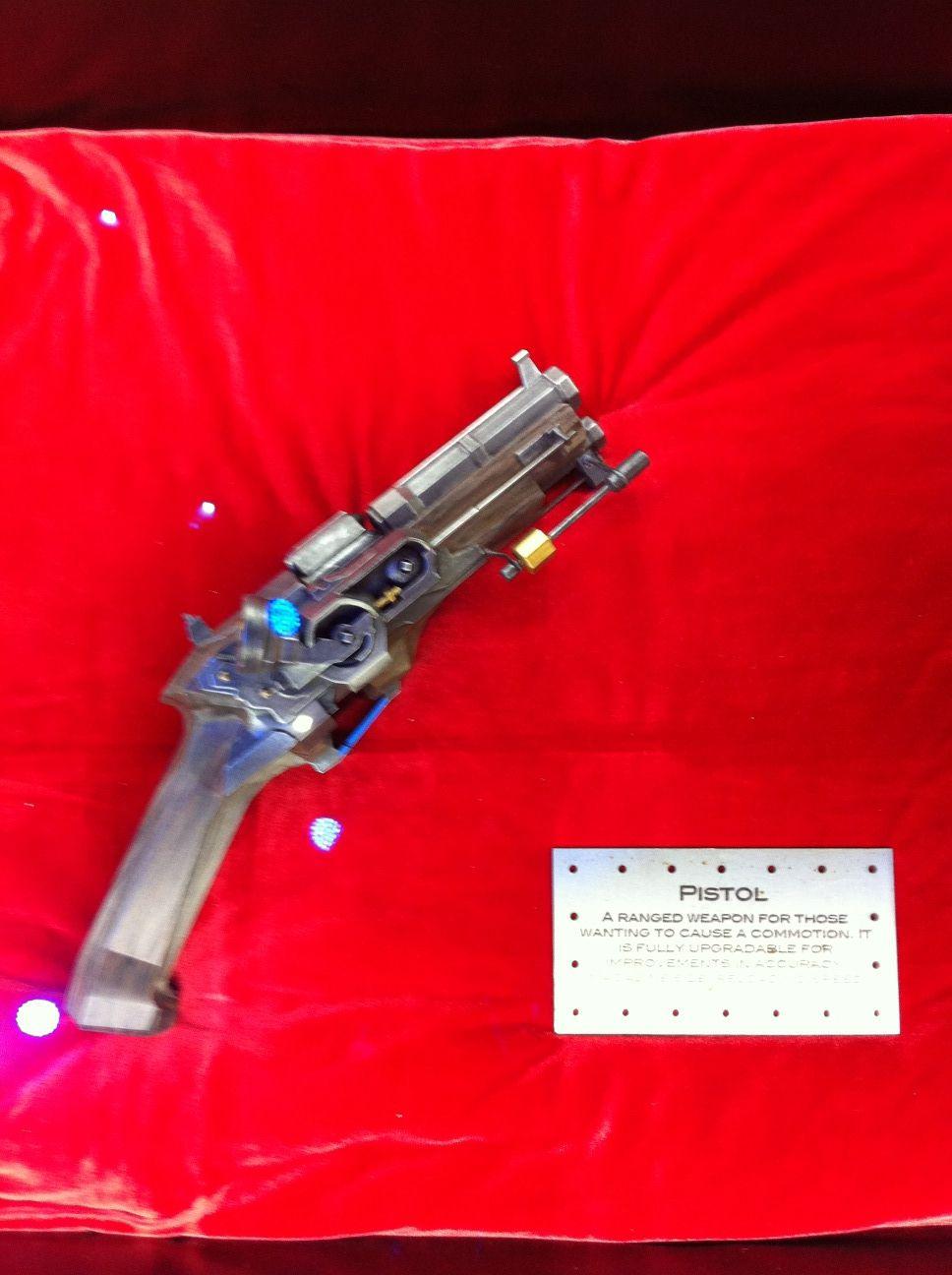 Пистолет Корво