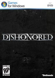 Обложка Dishonored